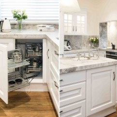 Kitchen Cabnet Displays For Sale 10 Corner Cabinet Ideas That Optimize Your Space View In Gallery
