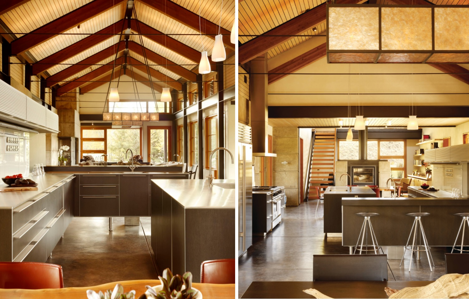 freestanding kitchen ss work tables pros and cons of cabinets in modern times view gallery