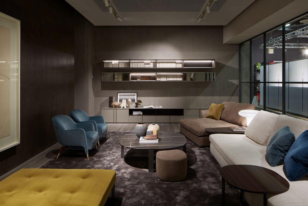 modern imm 2018 sudbrock messestand 2018 startseite design bilder. Black Bedroom Furniture Sets. Home Design Ideas