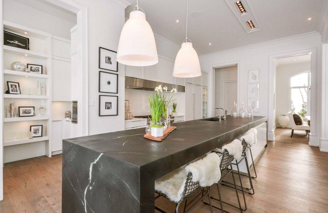 Kitchen Countertops Height Standard