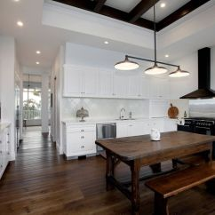 Farmhouse Kitchen Tables Ceramic Tile Countertops 10 Reasons You Need A Table View In Gallery