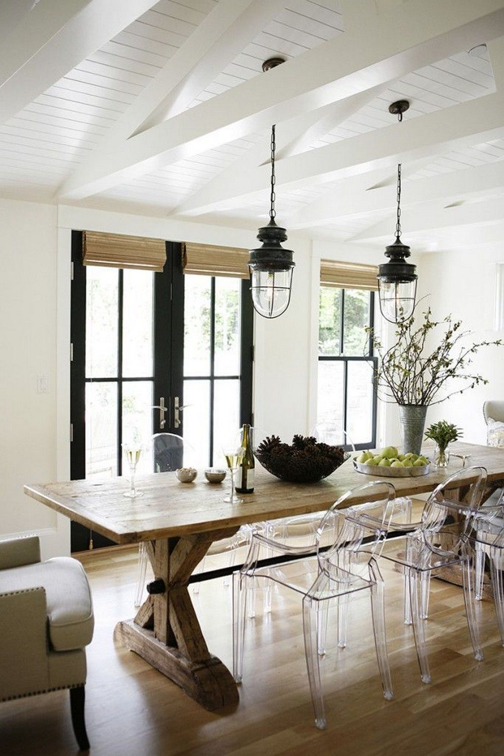 farmhouse kitchen tables sink snake 10 reasons you need a table view in gallery