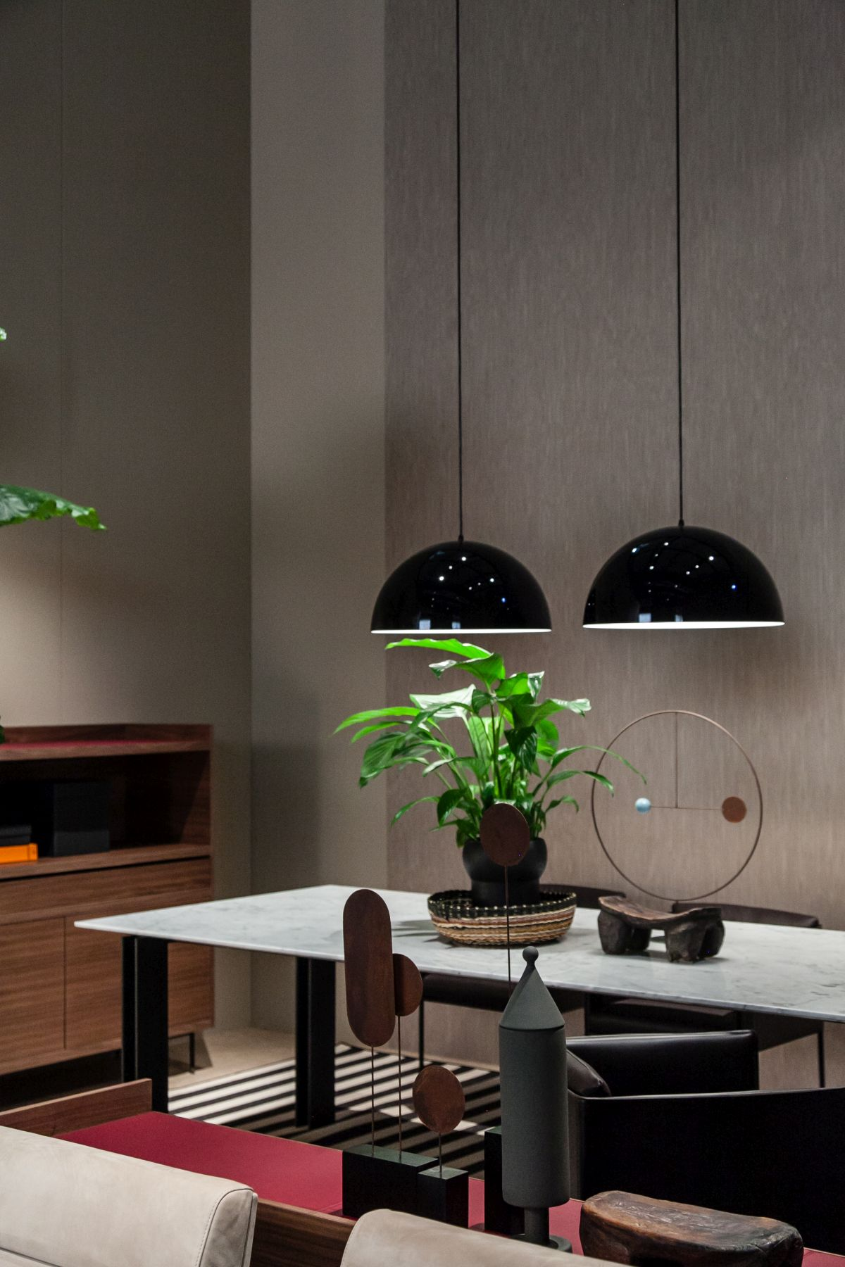 ideas for living room lighting paint 2016 that inspire us to think outside the box pendant lamps above dining table