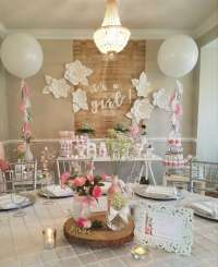 15 Decorations for the Sweetest Girl Baby Shower