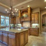 Travertine Backsplash Ideas For Nostalgic Kitchen Designs