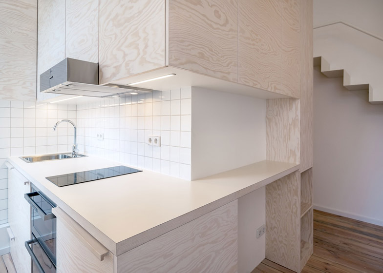 how to create a pantry in small kitchen f the best micro apartments world reveal their clever ...