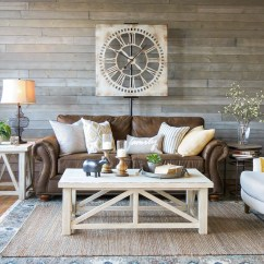 Interior Designs For Living Room With Brown Furniture Set Ashley 40 Rustic Ideas To Fashion Your Revamp Around 29 Masculinity