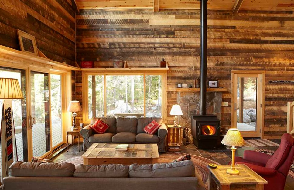 wood wall living room best color for walls according to vastu how a can influence space s decor and ambiance