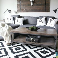 Contemporary Rustic Living Room Decorating Country Pictures 40 Ideas To Fashion Your Revamp Around 20 With Aztec Prints
