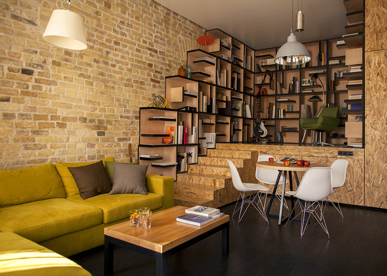 Clever Wall Storage Design Ideas Inspired By Custom Interiors