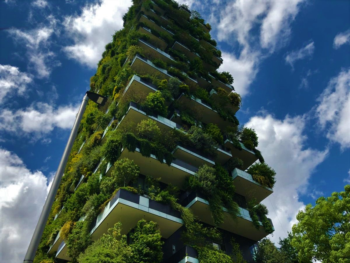 Bosco Verticale The Amazing Green Towers That Shaped The