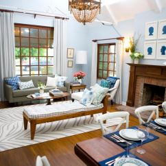 Blue Walls Living Room Colors With Gray Furniture 29 Rooms Made For Relaxing Traditional