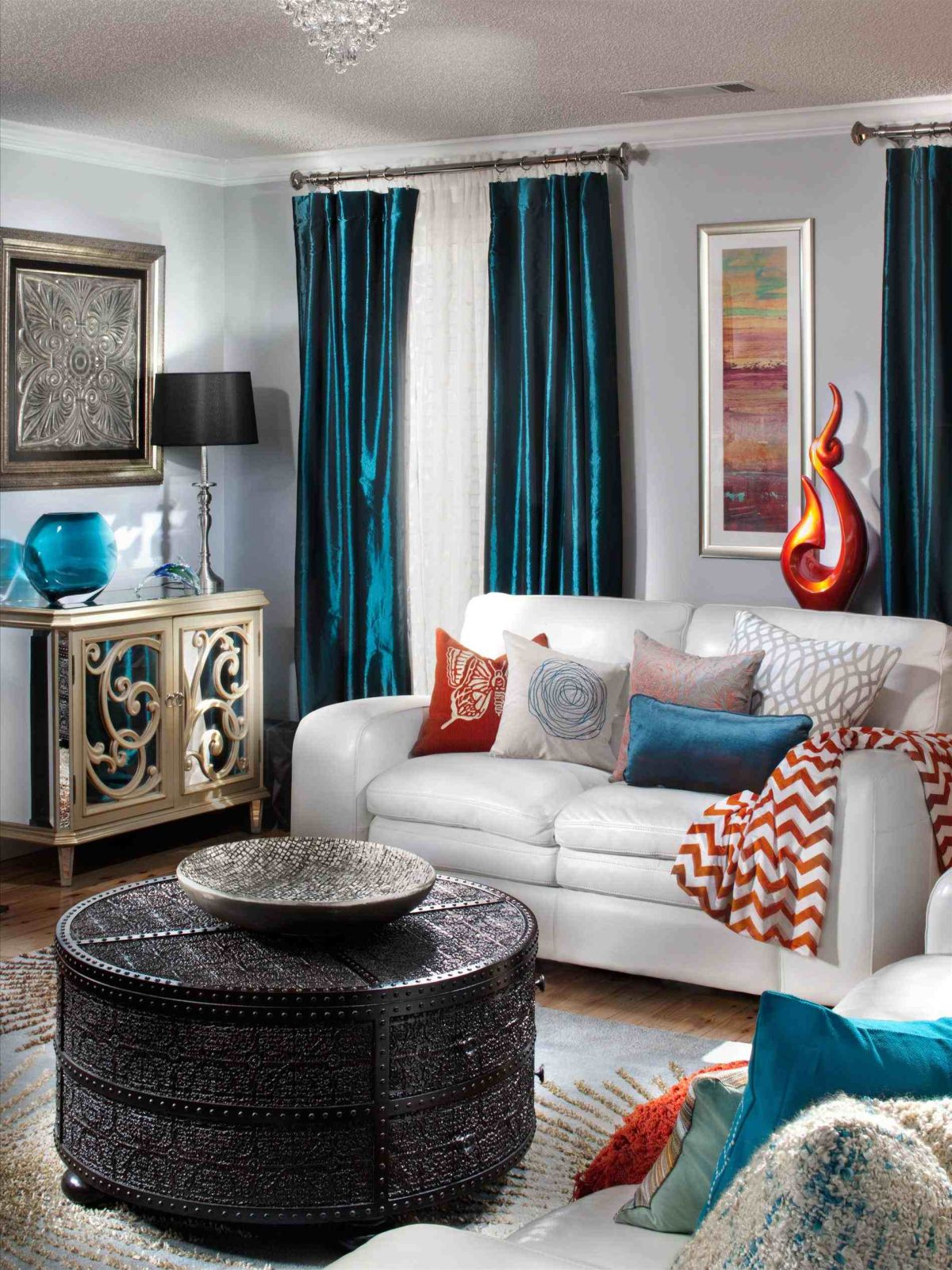 blue furniture living room ceiling style for 29 rooms made relaxing view in gallery