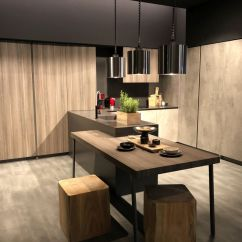 Kitchen Island And Table Stainless Steel Prep 15 Breakfast Nook Ideas That Revolve Around The Obsigen A Lot Of Modern Kitchens Feature This Sort Bar Which Is Type Extension Height Slightly Lower Than