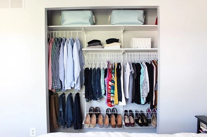 How Small Closet Organizers Can Help Expand Your Storage Best 22 Systems Ideas
