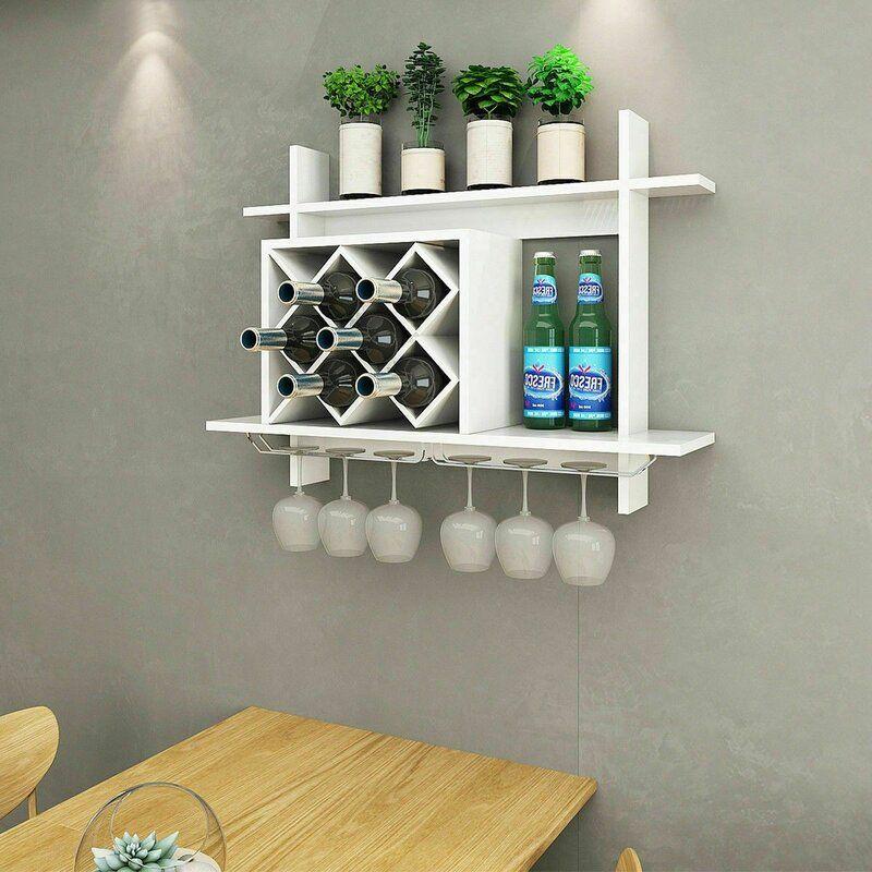 23 modern wine rack designs with