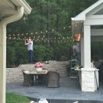 How To Use String Lights To Create Fantastic Outdoor Setups