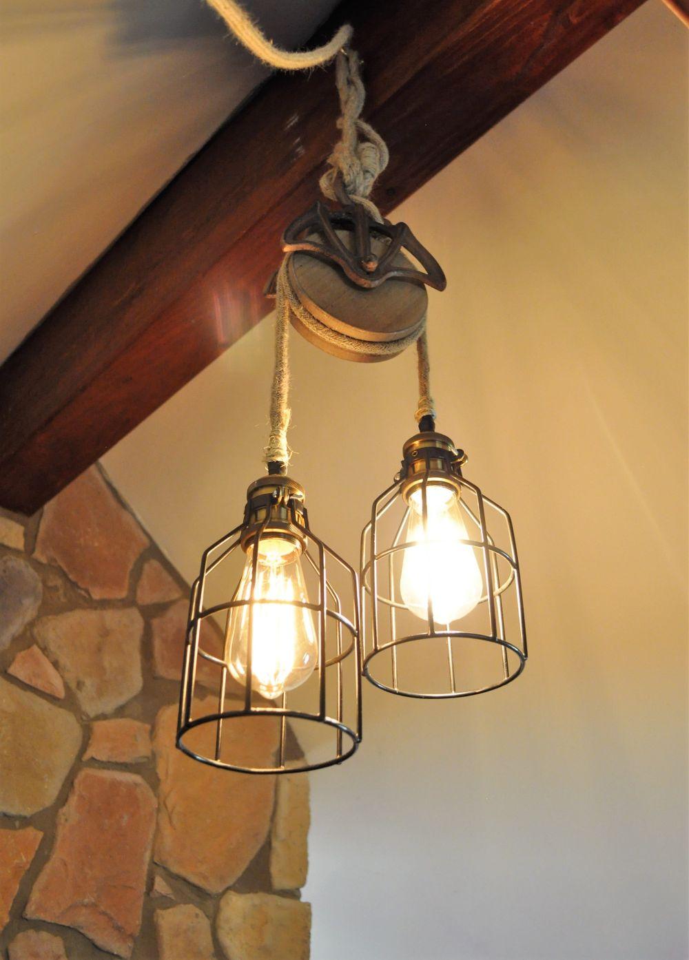 32 farmhouse lighting ideas for warm