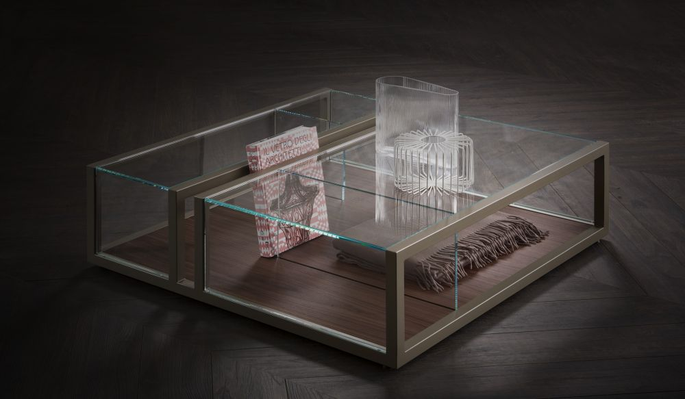 12 glass coffee tables showcase their