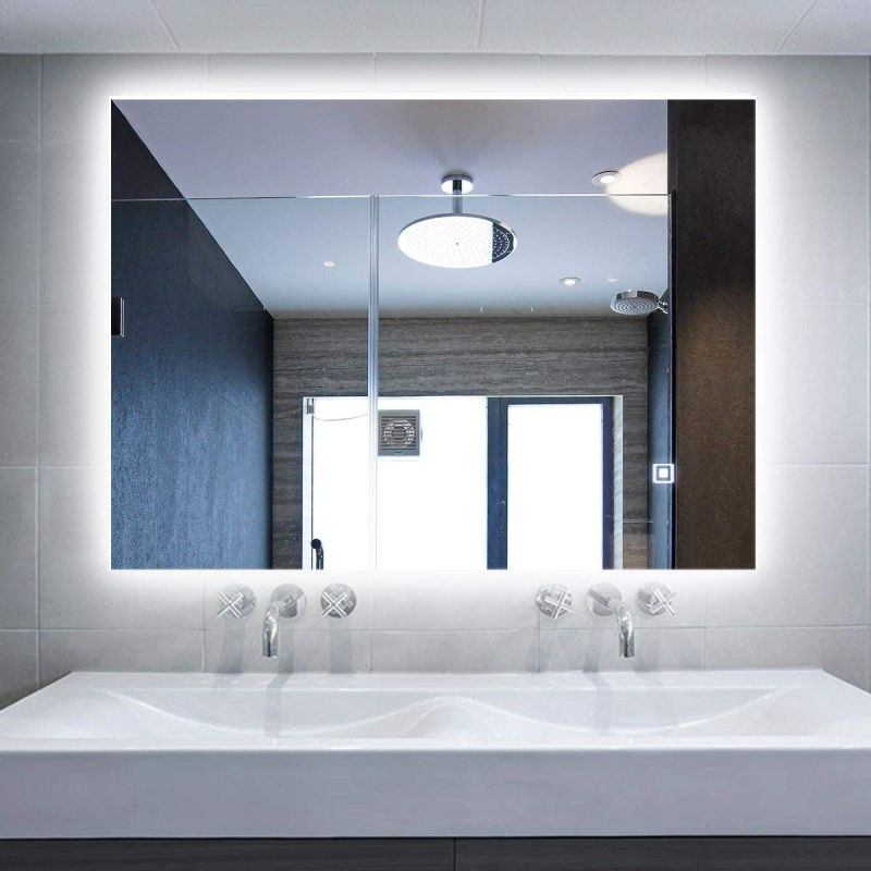 The Best Bathroom Mirrors With Built In Led Lights 954bartend Info