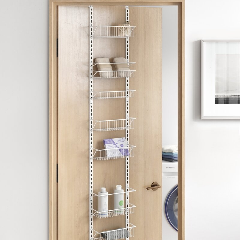 storage systems that you can hang on doors