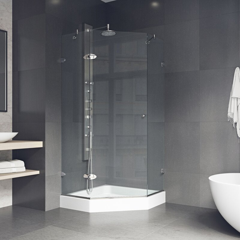 10 Best Practical Shower Stall Kit That Fit In Any Corner