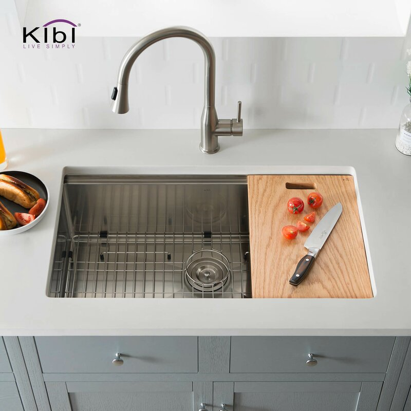 how to look for deep kitchen sinks when