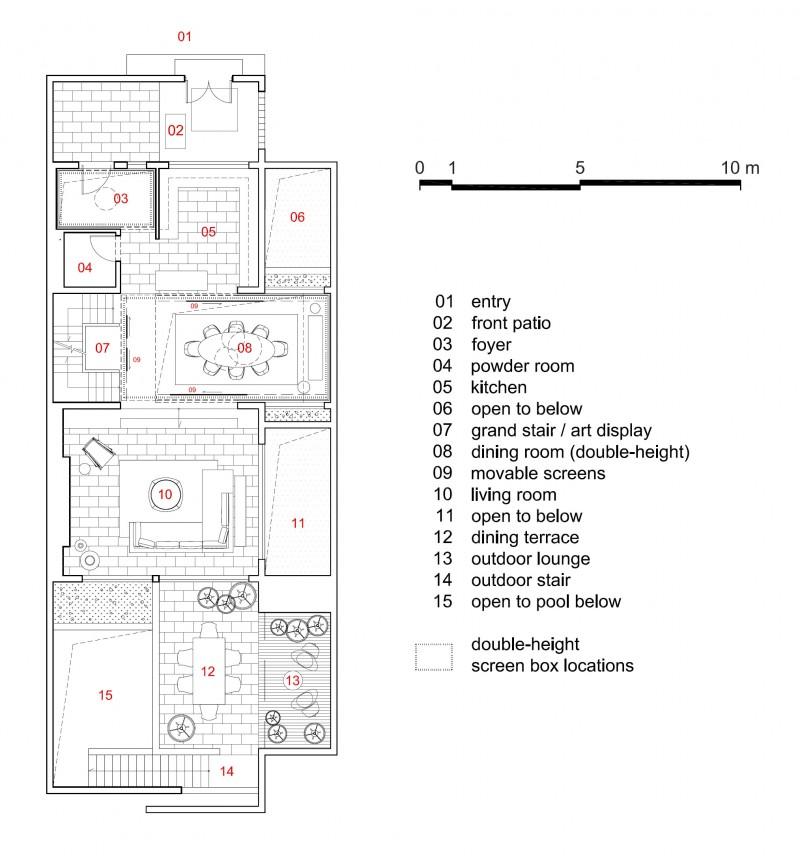 Vanke Model Home by Neri&Hu