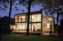 House On Lake Ontario