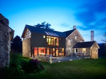 Farmhouse Addition Wyant Architecture