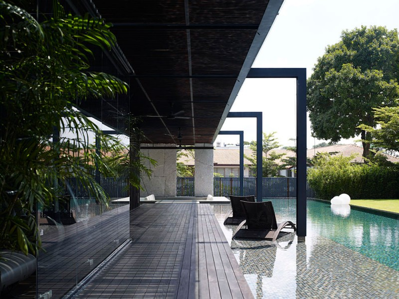 Queen Astrid Park By Aamer Architects