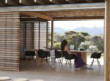 Timms Bach, Beach Shelter by Herbst Architects