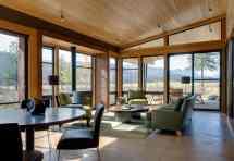 Modern Cabin Interior Design