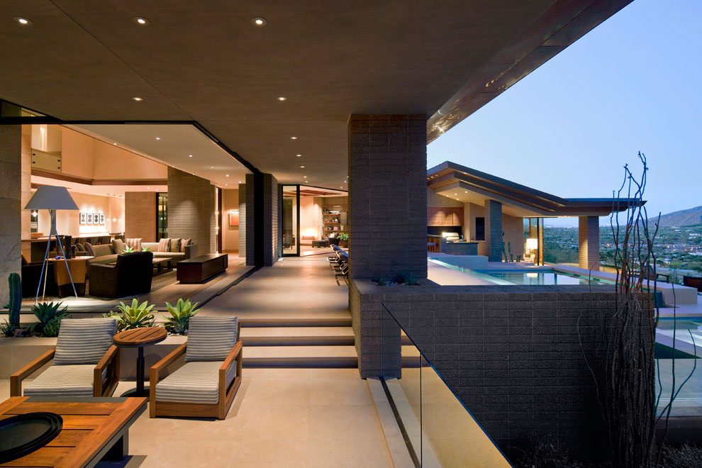 Home In Paradise Valley By Swaback Partners And David Michael