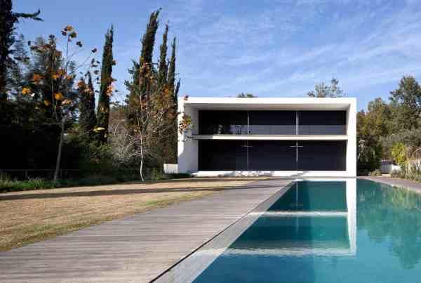 Kfar Shmaryahu House Pitsou Kedem Architects