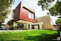 Modern Architecture Design House Dubai