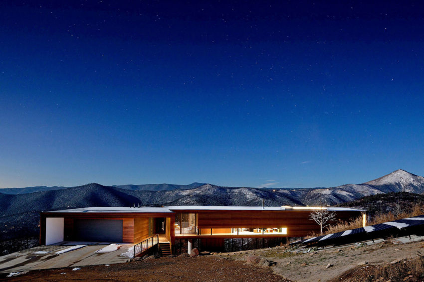 The Fourmile Sky House By Tha Architecture
