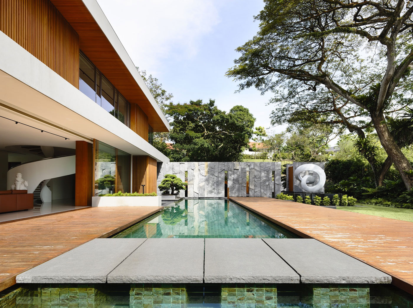 Villa Jardin Del Sur Maipu 65btp House By Ong Andong Pte Ltd