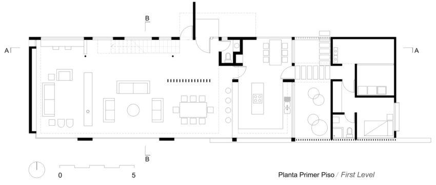 Casa Lo Curro by Nicolas Loi