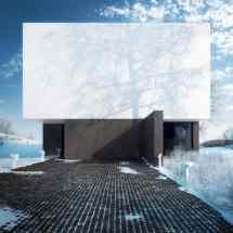 Slanted House Michal Nowak