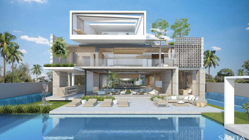 34+ Yet To Be Built Modern Dream Homes By SAOTA