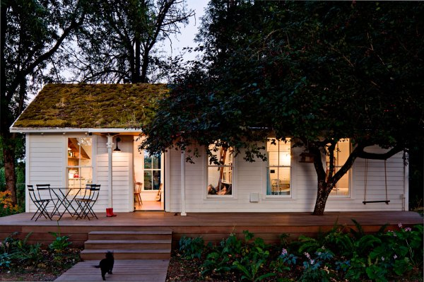 Beautiful Small Houses Make Reconsider Home