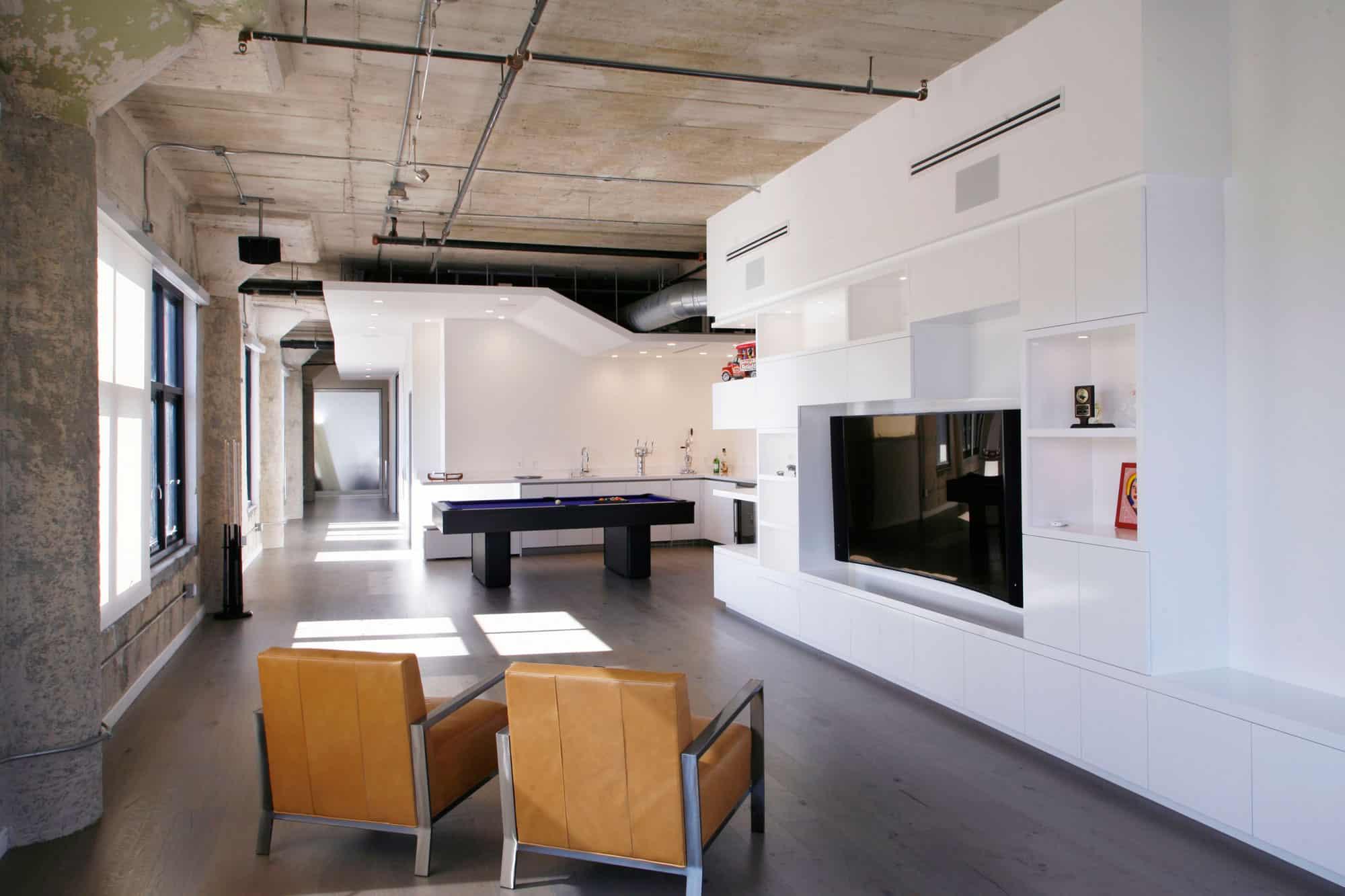 Elegant Loft Conversion in Los Angeles