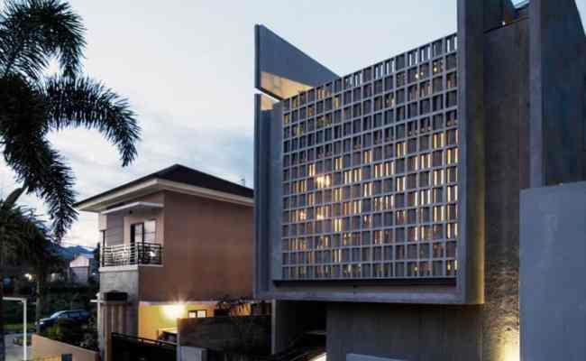 Eben Design A Home In Bandung City