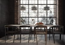 Ruslan Kovalchuk Design Industrial Style Apartment In Kiev