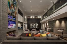 Rdm General Contractors Design Contemporary House In