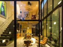 Taller Estilo Arquitectura Uses Raw Materials to Create a ...
