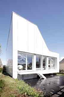 2a Design Creates Modern House In Orgres France