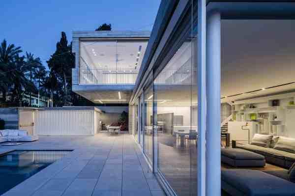 Axelrod Architects & Pitsou Kedem