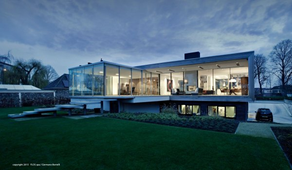 Liag Architects Design Contemporary House In Weert